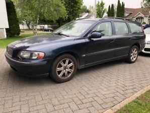 Volvo V70 Familiale / Wagon 2002 FWD Automatique en parfait état