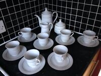 Gianni Gatti Classic Collection Tea set