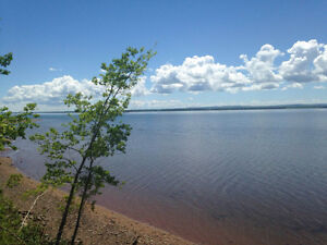 Ocean front building lot on scenic Malagash Peninsula