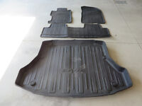 Civic Coupe OEM Winter Mats & Trunk Liner