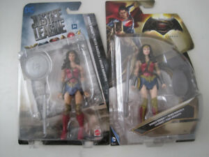 "BNIB Wonder Woman DC Multiverse 6"" & 12"" Action Figures and More"