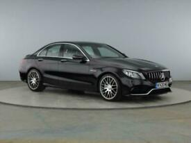image for 2020 Mercedes-Benz C Class Mercedes-AMG C 63 Saloon Auto Saloon Petrol Automatic