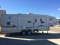 2005 Jayco Eagle 305 BHS Fifth Wheel w/ bunks