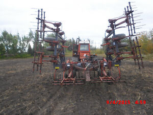 26 ft. Friggstad cultivator with NH3 Kit