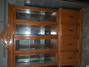 Buffett and hutch for sale