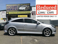 2009 VAUXHALL ASTRA SRI 1.8 VVTi SPORTS ( AA ) BREAKDOWN & WARRANTY PACKAGE INCL