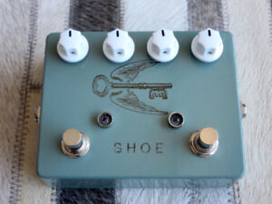 SHOE Pedals - PLUME - Boutique Fuzz/Distortion - LIKE NEW!