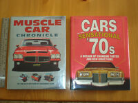 Guide auto, muscle cars mustang challenger camaro etc...