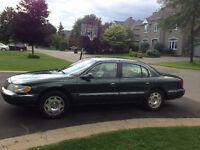 2001 Lincoln Continental Sedan