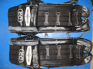 Goalie Pads - DR Goalie Pads - 35 inch Pads - $60.00 London Ontario image 1