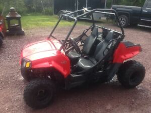 2012 Polaris RZR170 Youth Side by Side