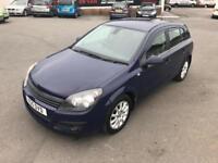 Vauxhall Astra 1.6i 16v Design - New MOT - Only 75000 Miles