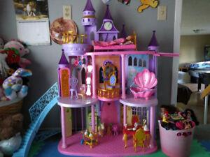 Barbie Princess Dream House