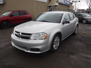 2012 Dodge Avenger Sedan CERTIFIED GREAT CONDITION!!!!!!!!!!