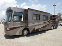 2006 Holiday Rambler Imperial 42' Tag Axle - 4 Slideouts