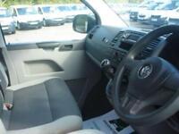 Volkswagen Transporter 2.0 Tdi 102Ps Startline Van DIESEL MANUAL WHITE (2014)