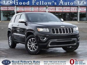 2016 Jeep Grand Cherokee POWER REAR HITCH, LIMITED MODEL,4WD, LE