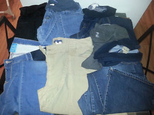 Lot of 7 Maternity Pants $40
