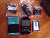 Blackberry new in box