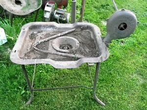 REDUCED to $500.00  -Forge and table