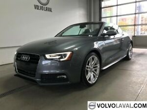2015 Audi A5 2.0T Technik quattro 8sp Tiptronic Cab NAV*CAMERA