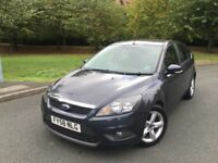 FORD FOCUS ZETEC TDCi DIESEL --- ONLY 2 FORMER KEEPERS --- FULL SERVICE HISTORY --- FREE DELIVERY