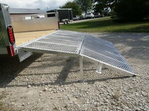 All Canadian Made BreMar/Ajj's Aluminum Trailers London Ontario image 2