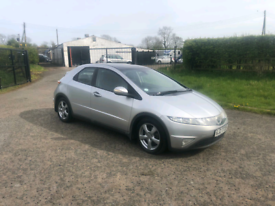 image for 24/7 Trade Sales Ni Trade Prices For The Public 2008 Honda Civic 2.2 E
