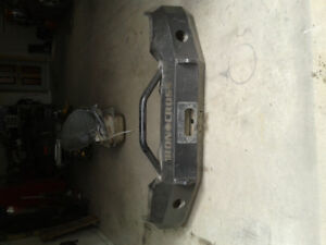 Ironcross bumper for 99-06 mgs seirra