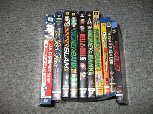 WWE DVDs & Blu Rays for Sale