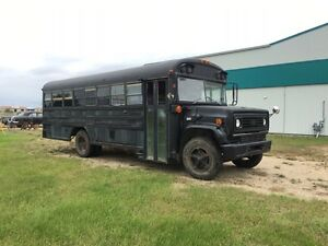 Camperized BUS