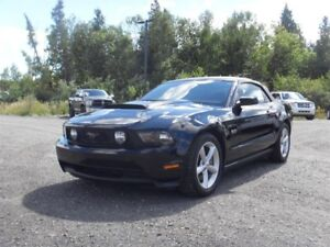 Ford Mustang 2dr Conv GT 2012