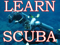 Learn SCUBA from volunteer instructors!  Only $325!