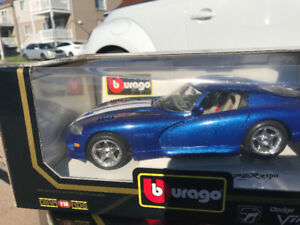 Dodge Viper rt/10 diecast 1/18 Die cast