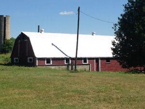 5 acre hobby farm for sale