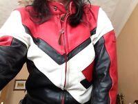 Motorbike Ladies Jacket & Trousers
