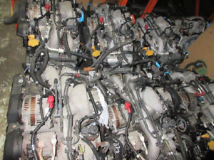 JDM Engine Subaru Engines Forester Legacy Outback WRX