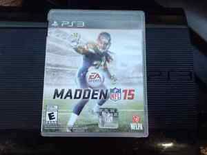 Madden 15: for PS 3