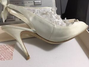 David's bridal wedding shoes Oakville / Halton Region Toronto (GTA) image 2