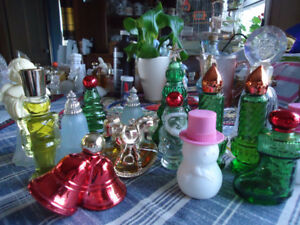 AVON Bottle collection 80 plus figurines, cars, animals,etc.
