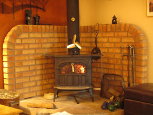 Vermont Casting Intrepid wood stove