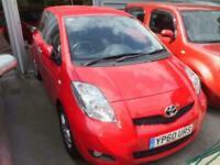Toyota Yaris 1.33 VVT-i 2011MY TR
