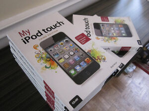 Book - My iPod Touch - NEW, Paperback Edition Kitchener / Waterloo Kitchener Area image 2