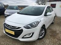 HYUNDAI I30 ACTIVE BLUE DRIVE CRDI White Manual Diesel, 2012