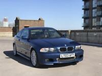 BMW 320Ci M Sport Coupe Automatic - Low Mileage - No Issues