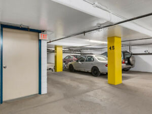 Underground Heated/Secure Parking - In Mission