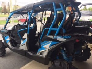 2017 Can-Am Maverick Max XMR 1000