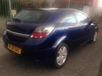 Vauxhall/Opel Astra 1.4i 16v Sport Hatch 2008MY SXi FINANCE AVAILABLE