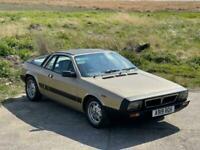 1983 Lancia 2000 MONTE CARLO Convertible Petrol Manual