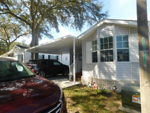 FL.  AMAZING  PEACEFULL ADORABLE MOBILE HOME IN FLORDIA.  A DOLL